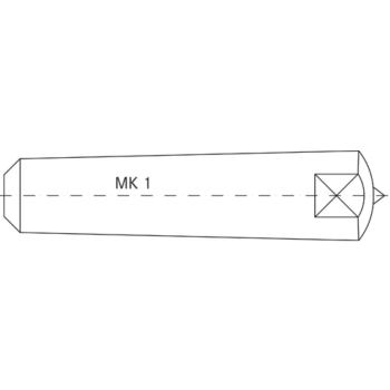 -Abrichter 2. Qualität 0,50 Karat zylindri