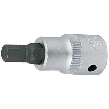 Schraubendrehereinsatz 8 mm 1/4 Inch für Innensech skant-Schrauben