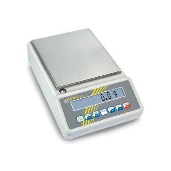 Präzisionswaage mit Eichzulassung / 0,1 g ; 6,5 kg