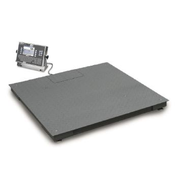 Bodenwaage / Max 600 kg; e=0,2 kg; d=0,2 kg BBB 60