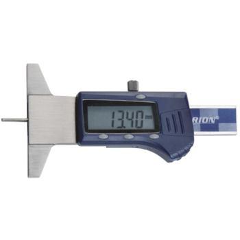 Klein-Tiefenmessschieber 25 mm 0,01 mm im Etui el