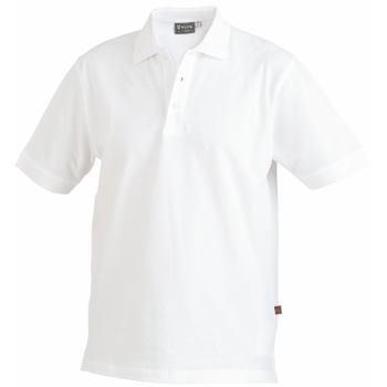Polo-Shirt weiss Gr. 4XL