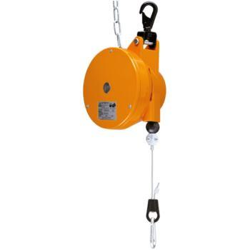 Federzug Typ 7231/4 9 - 14 kg m.Arretierung