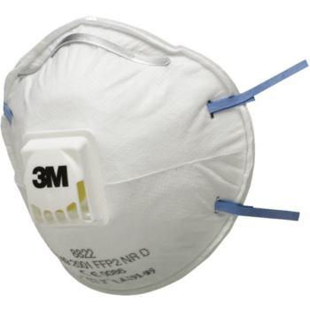 3 M Atemschutzmaske FFP 2 Box a 10 Stück, 3M-Typ 8