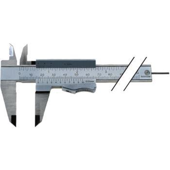 Messschieber Schieblehre INOX 150 mm mit Schnellverstellung