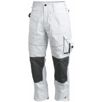 Bundhose Starline® Plus weiß/grau Gr. 50