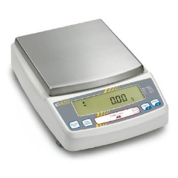 Präzisionswaage mit Eichzulassung / 0,1 g ; 8,2 kg