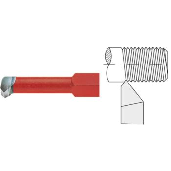 Drehmeißel außen HSSE 16x10 mm Gewindedrehmeißel