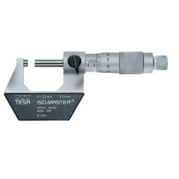 -ISOMASTER-Messschraube Messbereich 0- 25 mm mit E