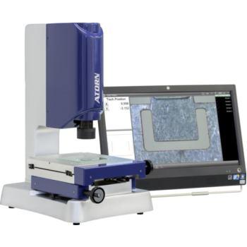 Videomessmikroskop Tischfläche 200x100 mm mi