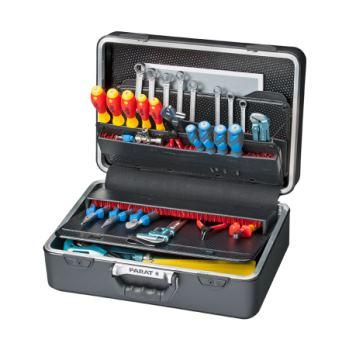 Werkzeugkoffer ABS 460 x 185 x 310 mm 4-Fächer