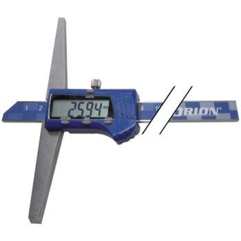 Tiefenmessschieber 200 mm elektronisch im Etui