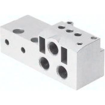 MHA4-AS-3-1/4 525227 Anschlussplatte