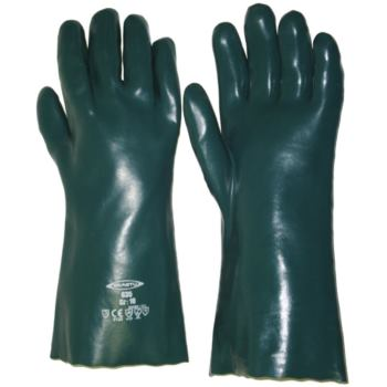 Chemikalien Schutzhandschuh Größe 10, Lange 28 cm
