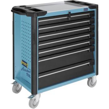 Werkzeugw. Assistent 179XL-7 blau inkl. 232-tlg. W