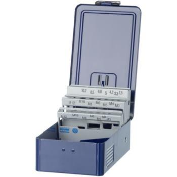 Gewindebohrer-Kassette, leer M3-M12 für Durchgangs -, Grundloch, Kernlochb.