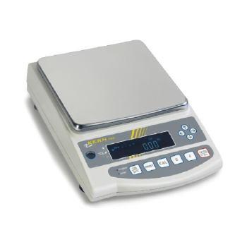Präzisionswaage mit Eichzulassung / 0,1 g ; 15 kg