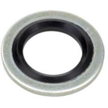 Schraubendichtung Stahl verzinkt selbstzentrierendD20 200 Stück