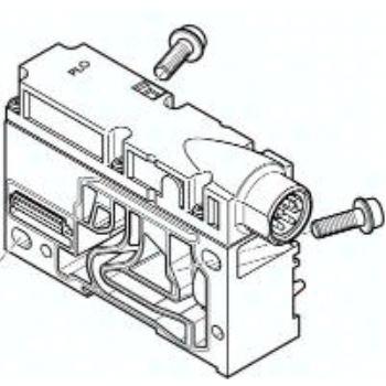 VMPAF-FB-SP-7/8-V-4POL 545351 Versorgungsplatte