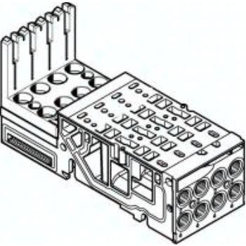 VMPA1-AP-4-1-EMM-8 546804 Anschlussplatte