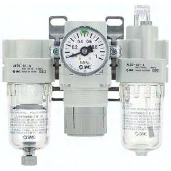 AC20-F02-R-A SMC Modulare Wartungseinheit