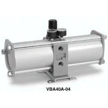56-VBA43A-F04GS SMC Druckverstärker