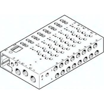 VABM-L1-18W-G38-20-GR 8004922 ANSCHLUSSLEISTE