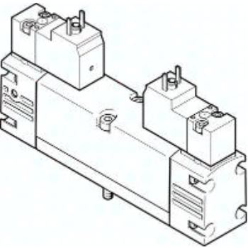 VSVA-B-T32H-AH-A1-1AC1 547092 Magnetventil