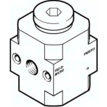 FRZ-D-MIDI 159592 Verteilerblock