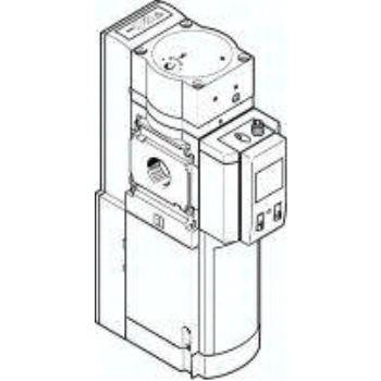 MS6-SV-1/2-E-10V24-AD1 562580 Druckaufbau- und Entlüf