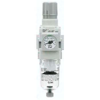 AW10-M5CGH-1-A SMC Modularer Filter-Regler