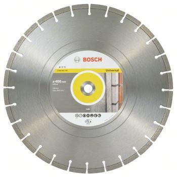 Diamanttrennscheibe Standard for Universal, 400 x20,00 x 3,2 x 10 mm