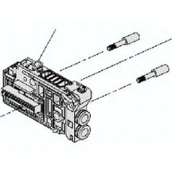 VVQC4000-1A-D-C10 SMC Einzelanschlussplatte
