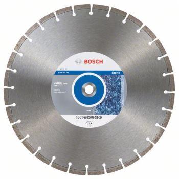 Diamanttrennscheibe Standard for Stone, 400 x 20,00 x 3,2 x 10 mm