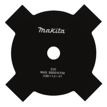 Ø 230x25,4mm / 4-Zahn-Schlagmesser