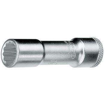 """Steckschlüsseleinsatz 3/8"""" lang UD-Profil 21 mm"""