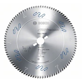 Ø 450 x30 x4,4mm Kreissägeblatt Top Precision für Holz 66 Zähne