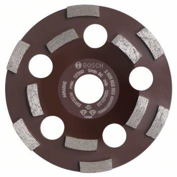 Diamanttopfscheibe Expert for Abrasive, 50 g/mm, 1 25 x 22,23 x 4,5 mm