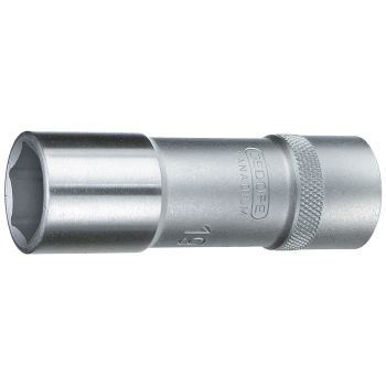 """Steckschlüsseleinsatz 1/2"""" lang 6-kant 27 mm"""