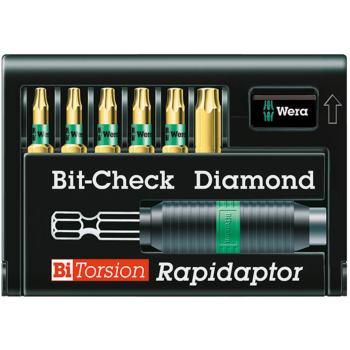 8767-6 TORX®/BDC Bit-Check – Rapidaptor