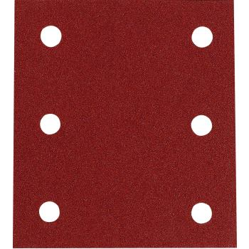 Schleifpapier Klett 115x102mm Korn 80