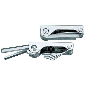 Winkelschraubendreher-Satz im Clip 7-tlg 2,5-10 mm