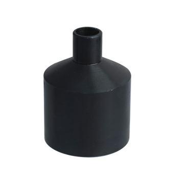40 mm Führungshülse (höhenverstellbar) DE6340