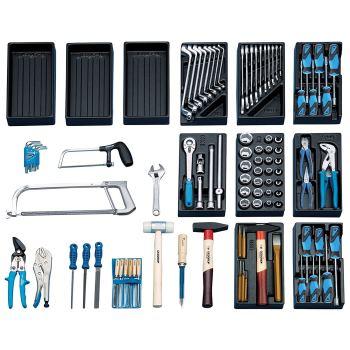 Werkzeugsortiment Universal 100-tlg