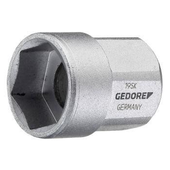 """Steckschlüsseleinsatz 1/2"""" kurz, 15 mm"""