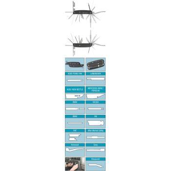 Radio-Demontage-Werkzeug 4655-1