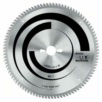 Kreissägeblatt Multi Material, 210 x 30 x 2,5 mm,