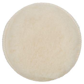 Lammwollhaube für Exzenterschleifer, Klett, 160 mm