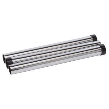 Rohr für Bosch-Sauger, verchromt, 0,35 m, 35 mm