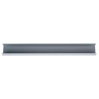 Distanz-Blechmodul leer, 625x77x40 mm